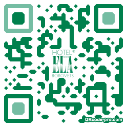 QR code with logo 2OzY0