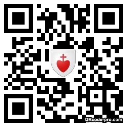 QR code with logo 2P4L0