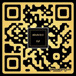 QR code with logo 2PEq0