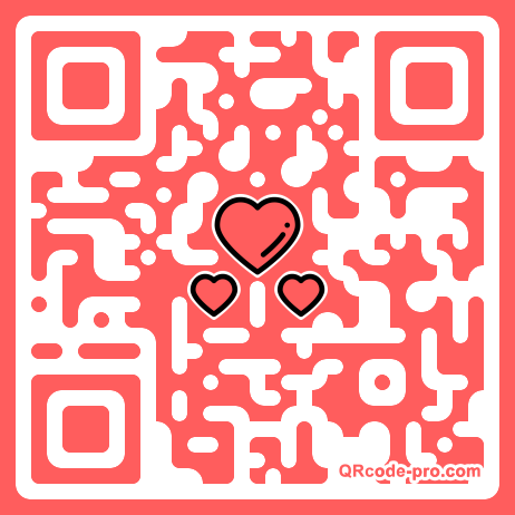 QR code with logo 2PIN0