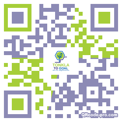 QR code with logo 2PSE0