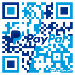 QR code with logo 2PWC0