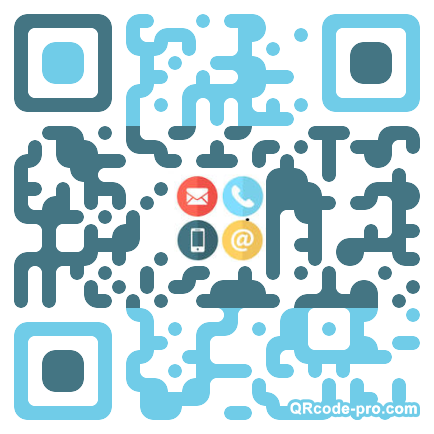 QR code with logo 2PbZ0