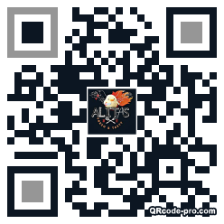 QR code with logo 2PpG0