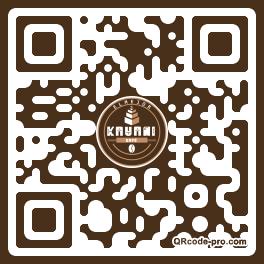 QR code with logo 2PvA0