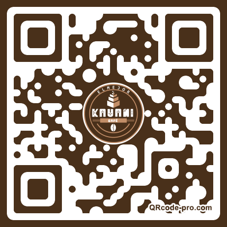 QR code with logo 2PvO0