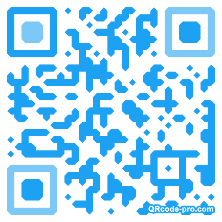 QR code with logo 2Pvd0
