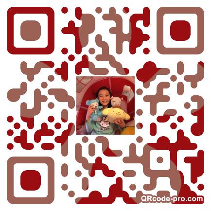 QR code with logo 2Q5N0