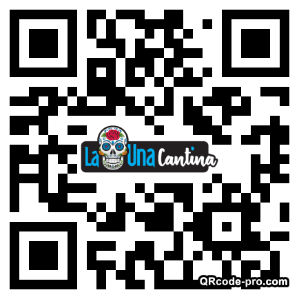 QR code with logo 2QBD0
