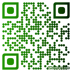 QR code with logo 2QE70