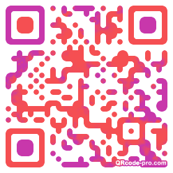 QR code with logo 2QSD0
