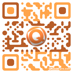 QR code with logo 2QV20