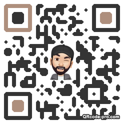 QR code with logo 2QWS0