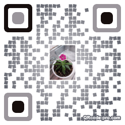QR code with logo 2QcM0