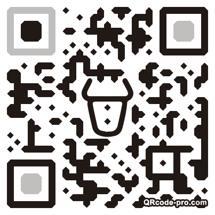 QR code with logo 2Qg00