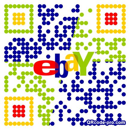 QR code with logo 2Qi60