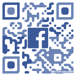 QR code with logo 2QmF0