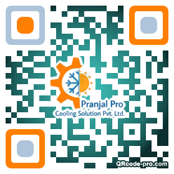 QR code with logo 2Qos0