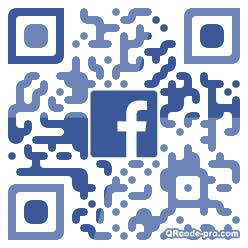 QR code with logo 2Qs40