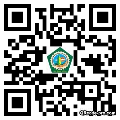 QR code with logo 2QuV0