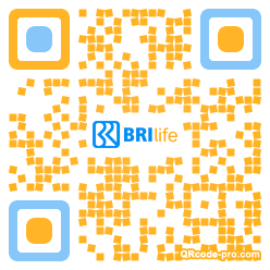 QR code with logo 2R0Z0