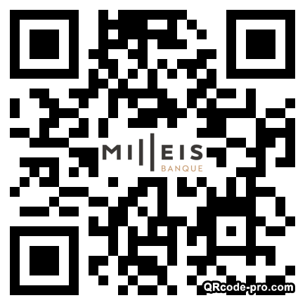 QR code with logo 2R630