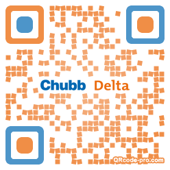 QR code with logo 2R7I0