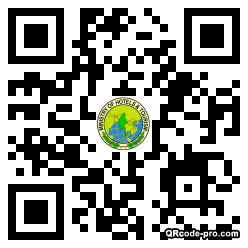 QR code with logo 2RAY0