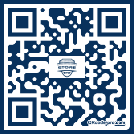 QR code with logo 2RAb0