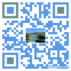 QR code with logo 2REI0
