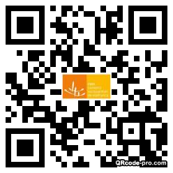 QR code with logo 2RH30