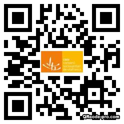 QR code with logo 2RH50