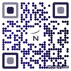 QR code with logo 2RHK0