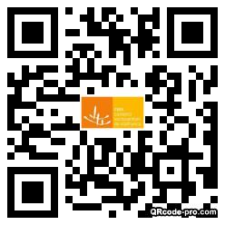 QR code with logo 2RHc0