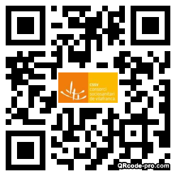 QR code with logo 2RHy0