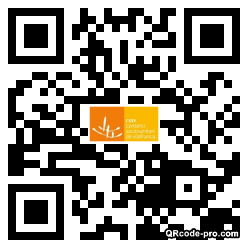 QR code with logo 2RIc0