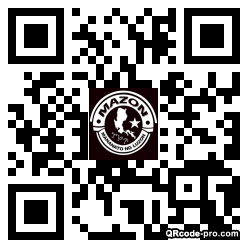 QR code with logo 2RJC0