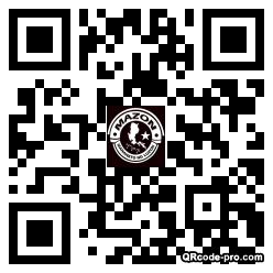 QR code with logo 2RJH0