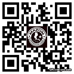 QR code with logo 2RJp0