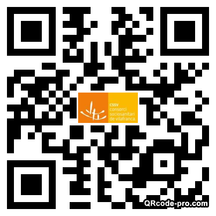 QR code with logo 2ROt0