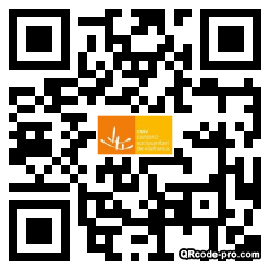 QR code with logo 2RPM0