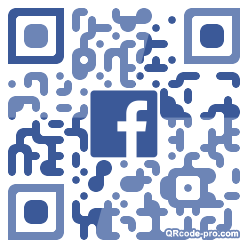 QR code with logo 2RQF0