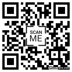 QR code with logo 2RQP0