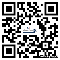 QR code with logo 2RSE0