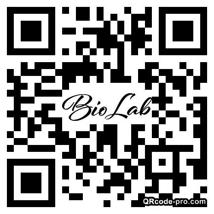 QR code with logo 2RWm0