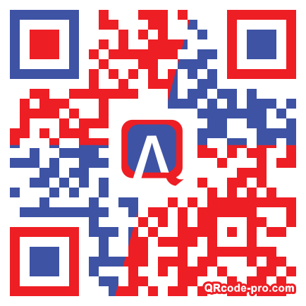 QR code with logo 2RXj0