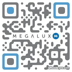 QR code with logo 2RaD0