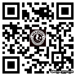 QR code with logo 2Rat0
