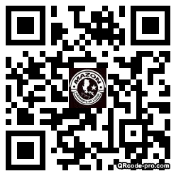QR code with logo 2Raw0