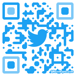 QR code with logo 2RfB0